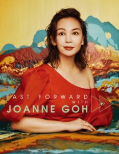 【Book Info】Fast Forward with Joanne Goh